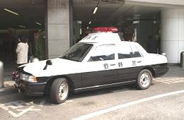 1 まずは警察へ交通事故の届出のイメージ