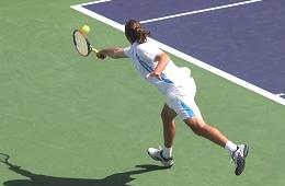 テニス肘のイメージ